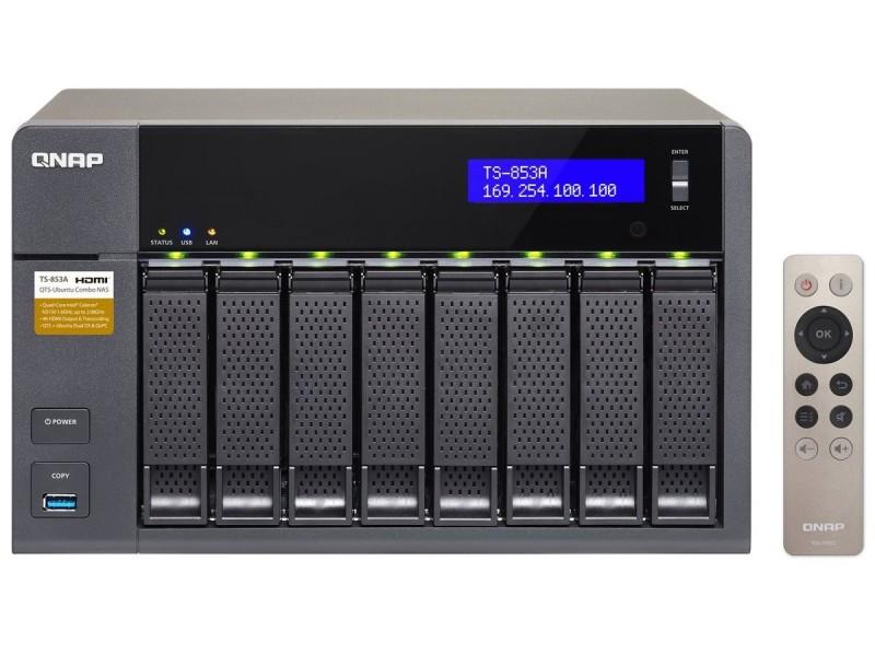 Система хранения данных QNAP TS-853A-8G - Qnap