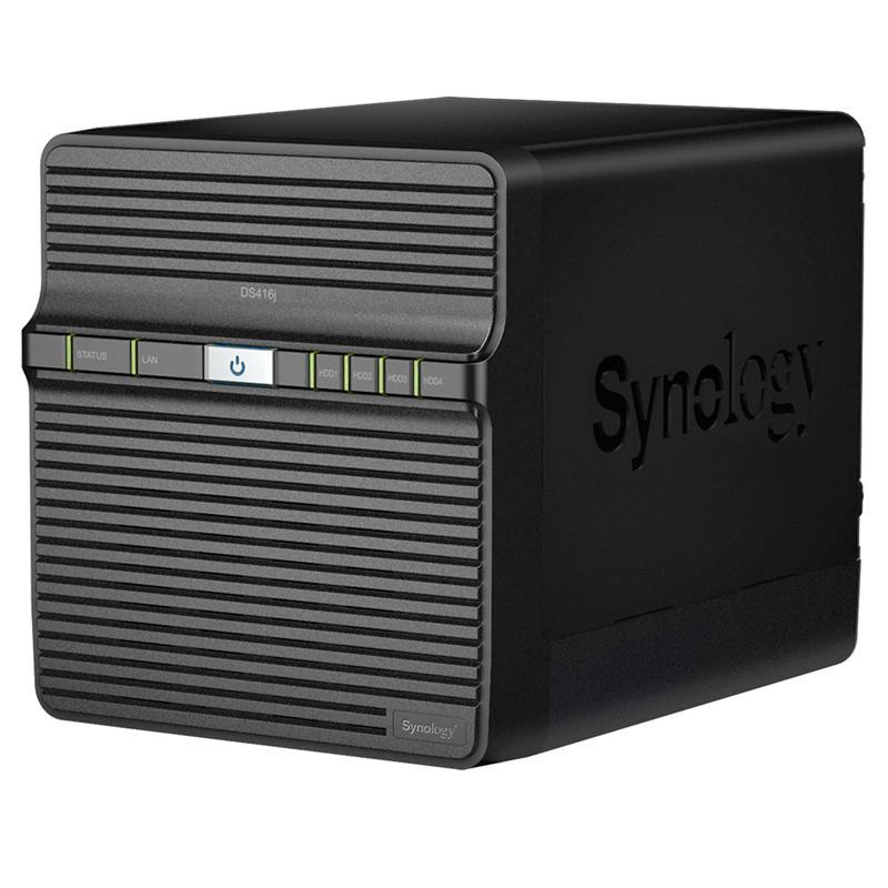 Система хранения данных Synology DS416j