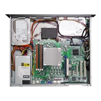 Сервер ASUS RS100 DC i3-2100 3/10GHz/2-core/1P 2GB NHP-SATA 250GB 1U Rck Артикул: RS100-X7/PI2_1U*