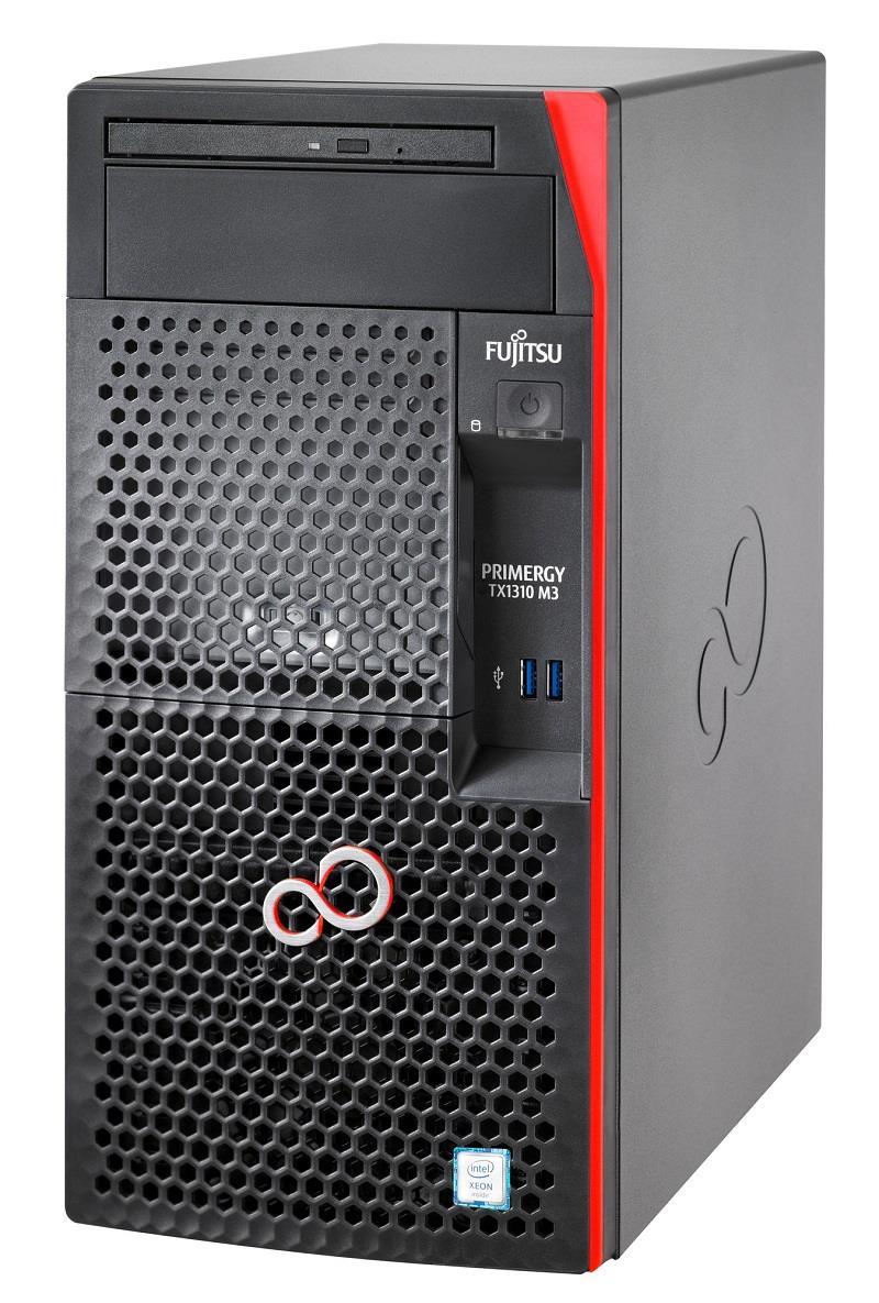 Сервер Fujitsu TX1310M3 E3-1225v6 8GB 4LFF TPM 2.0 3Y Артикул: LKN:T1313S0001UA